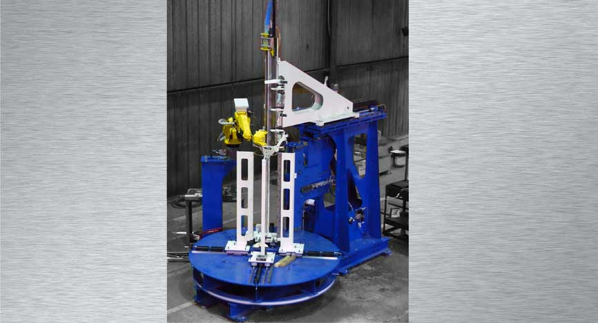 Automated Pulp Screen Cylinders Assembly Equipment